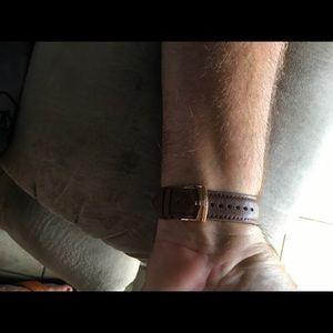 Emporio Armani Accessories - Emporia Armani Chronograph Silver Dial Mens Watch